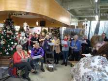 Carol Singing @ Country Baskets