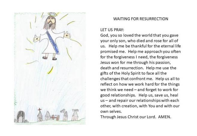 WAITING FOR RESURRECTION